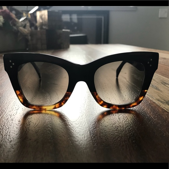 70659ee56e3 Celine Accessories - Celine cat eye glasses brand new